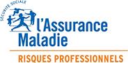 Logo Assurance Maladie - Risques professionnels